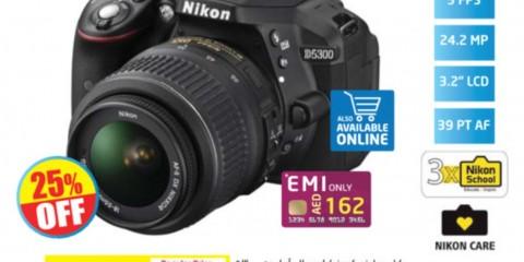 Nikon SLR D5300
