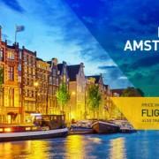 Paris & Amsterdam 5 Days Tour package