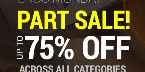 ACE Stores LAST 48 HOURS PART SALE