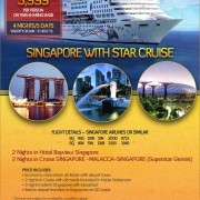 Singapore with Cruise Tour Package
