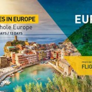 Special 21 Days Extensive Europe Tour Package