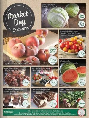 Spinneys Market Day Deals