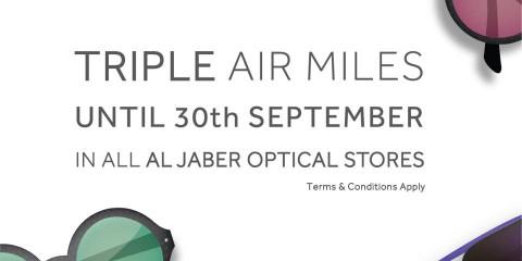Al Jaber Optical Special Promo
