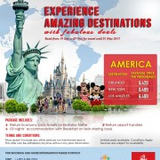 AMERICA Tour Package Deals