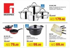 Bergner Cookware Special Offer
