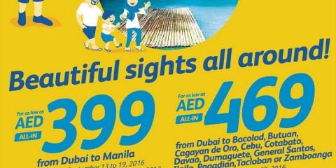 Cebu Pacific Air Unbelievable Fare Offers