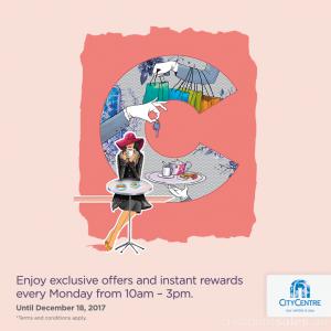 City Centre Midrif Ladies Exclusive Offer