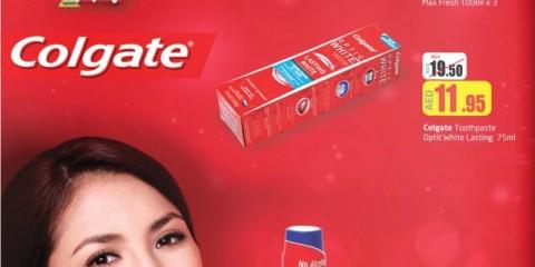 Colgate Products Big Discounts