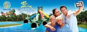 Dreamland Aqua Park Eid Special Promo