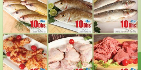 Fresh Sea Foods & Meat