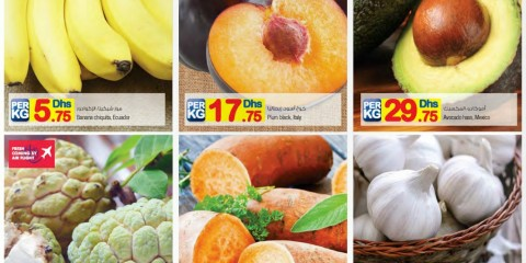 Carrefour Fresh Fruits & Vegetables Offers