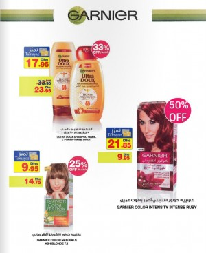 Garnier Beauty Products Special Offers