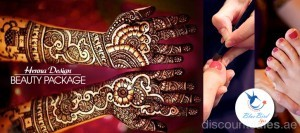 Henna Design Beauty Packages