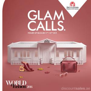 Glam Calls @ House of Bazaar