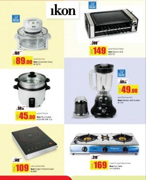 Ikon Kitchen Appliances Special Deals