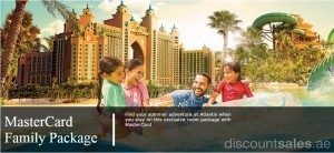 ATLANTIS MasterCard Family Package