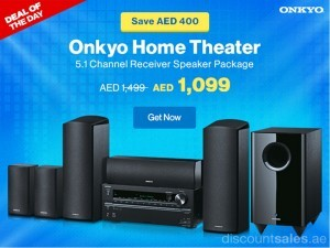 ONKYO Home Theater Deal
