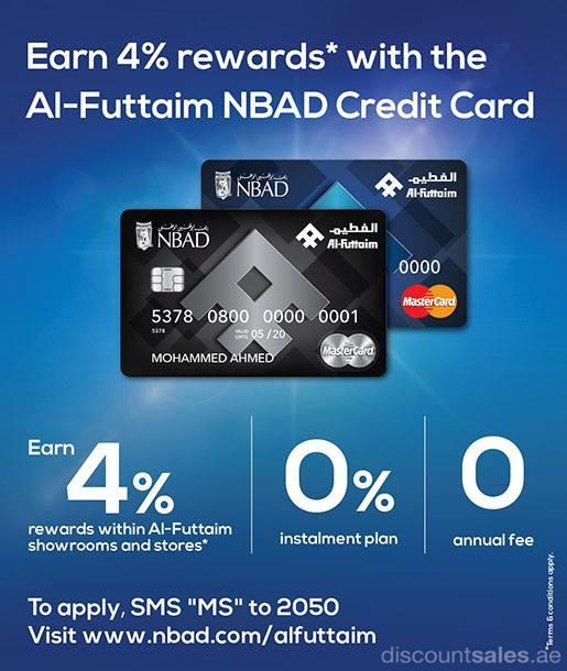 Al-Futtaim NBAD Credit Card