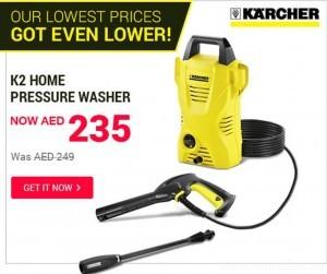 K2 HOME PRESSURE WASHER