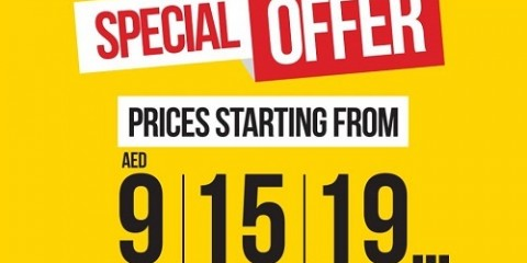 RED TAG Special Offer
