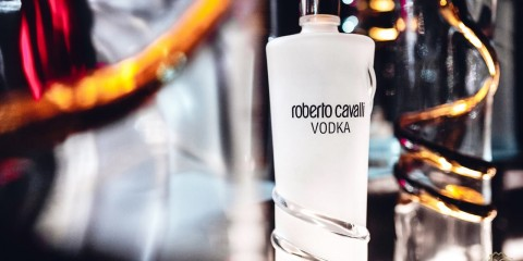 Roberto Cavalli Vodka Upgrades Offer