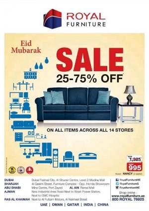 Royal Furniture Eid Sale