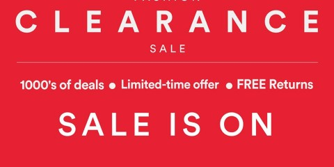 Souq Fashion Clearance Sale