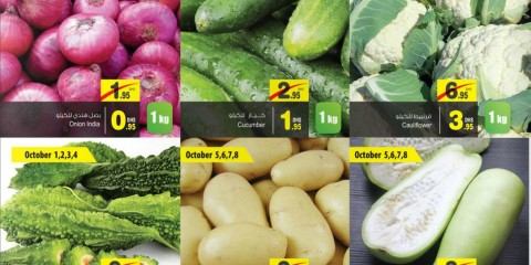 Fresh Vegetables BIG SALE