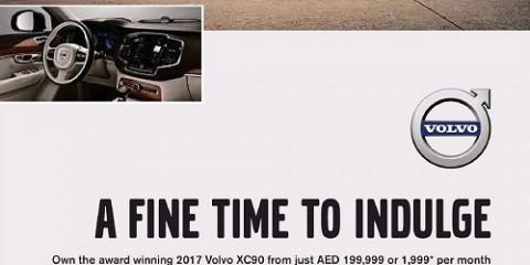 2017 Volvo XC 90