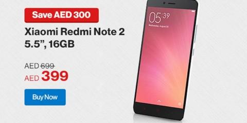 Xiaomi Redmi Note 2 Dual SIM Smartphone