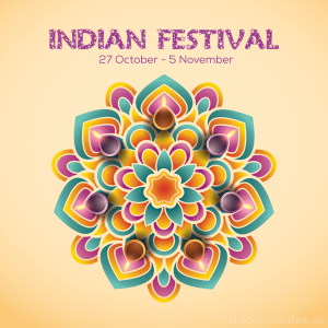 BurJuman Indian Festival Celebration