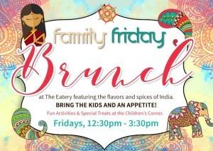 Family Friday Brunch