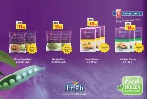 Farm Fresh Frozen Foods Special Offer