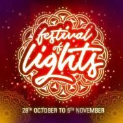 Ferrari World Festival Lights Celebration