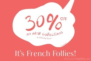 French Follies New Collection