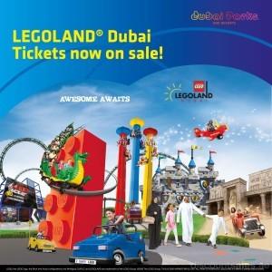 LEGOLAND Dubai Tickets now on Sale
