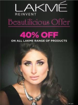 LAKME Beautilicious Offer