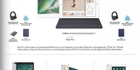 iPad Amazing Offer