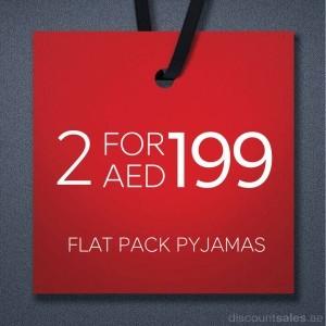 Flat pack Pyjamas Promo