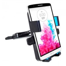 One Touch Car CD Slot Mount for LG Smartphone with 4 to 5.7 inch