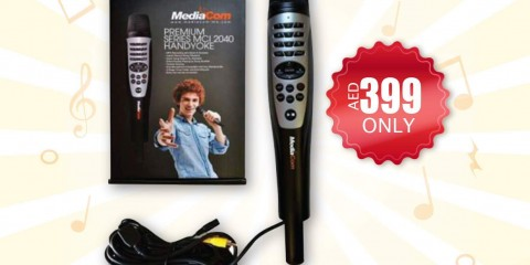 Portable Karaoke Machine Best Gitex Offer
