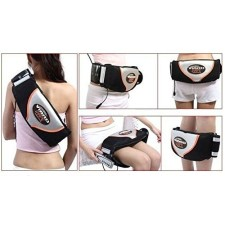 Vibro Vibration Heating Fat Burning Slimming Shape Belt Massager