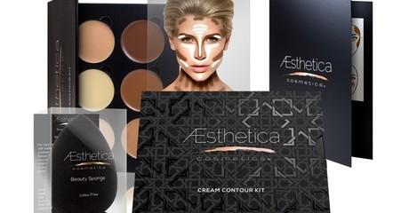 Aesthetica Cream Contour Kit