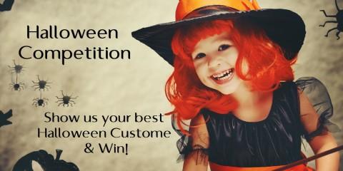 Al Bustan Rotana Halloween Competition Promo