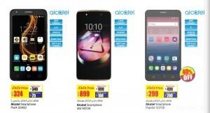 Alcatel SmartPhones Exclusive Deals