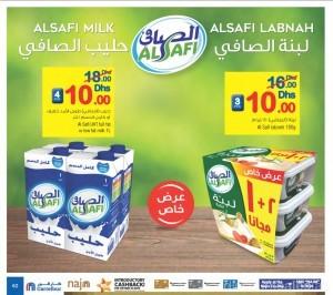 Alsafi Milk & Labnah Special Offer