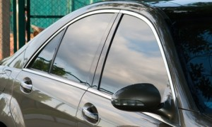 Car Window Tinting for a Sedan