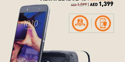 Alcatel Idol 4S Discount Offer