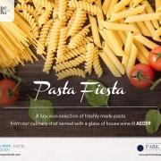 Cheers Pub Pasta Fiesta Special Offer