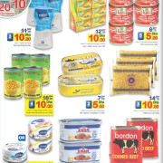 Dairy Products & Can goods starting AED 5